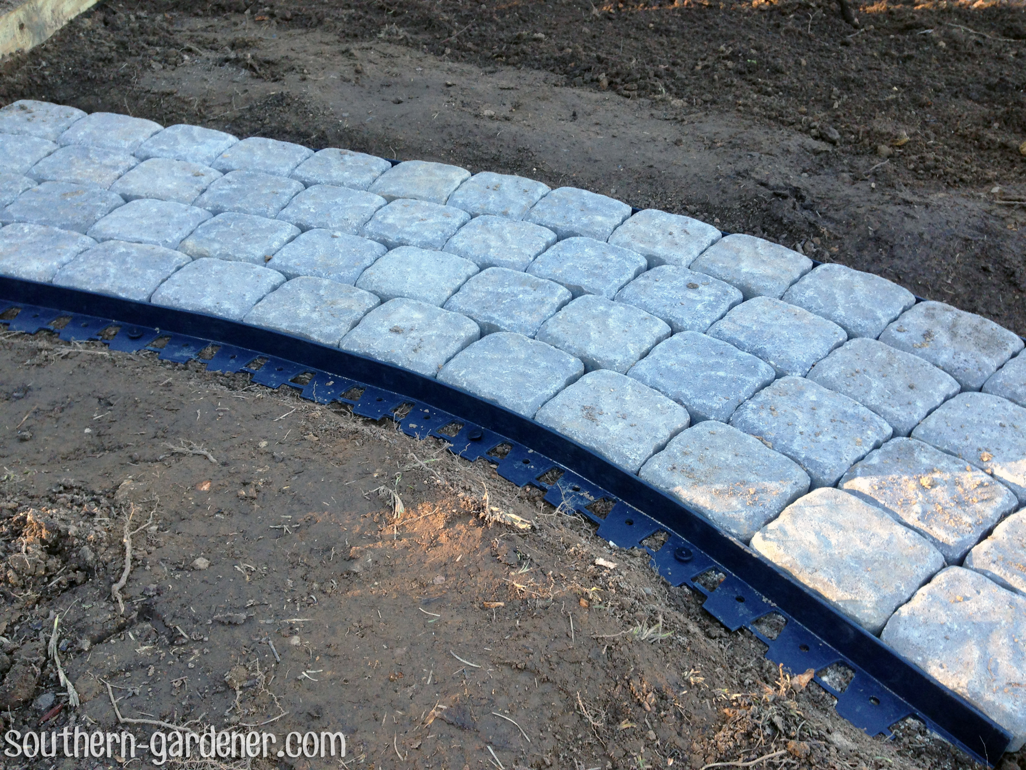 paver edging