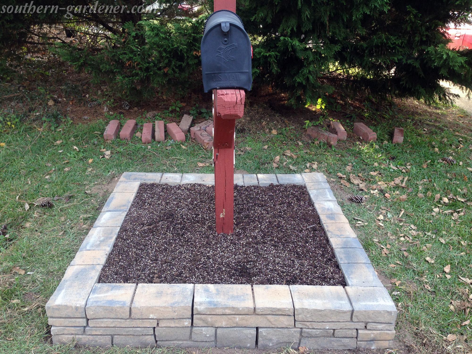 mailbox makeover #2